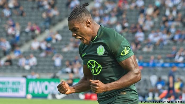 Fußball Bundesliga 2021, Spieltag 2 I Hertha BSC - VfL Wolfsburg