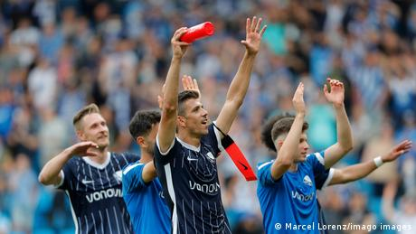 Blast from the past: Bochum win in the Bundesliga for the first time in 11 years