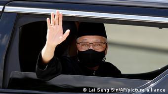Malaysia neuer Premier Ismail Sabri Yaakob