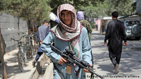 """""""Πρέπει να μιλήσουμε με τους Ταλιμπάν"""""""