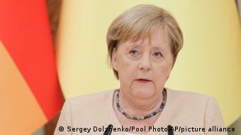 Ukraine | Angela Merkel in Kiew