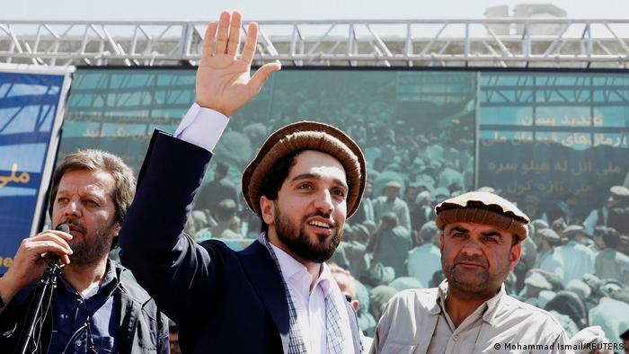 Ahmad Massoud, fils du Commandant Massoud