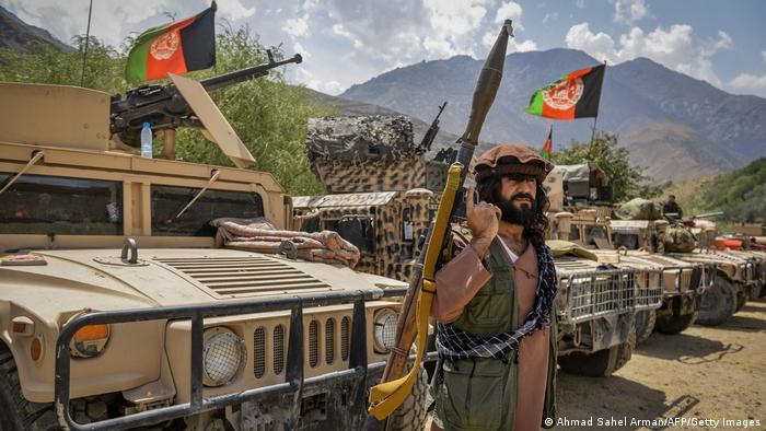 Afghanistan | afghanische Kämpfer in der Panjshir Provinz