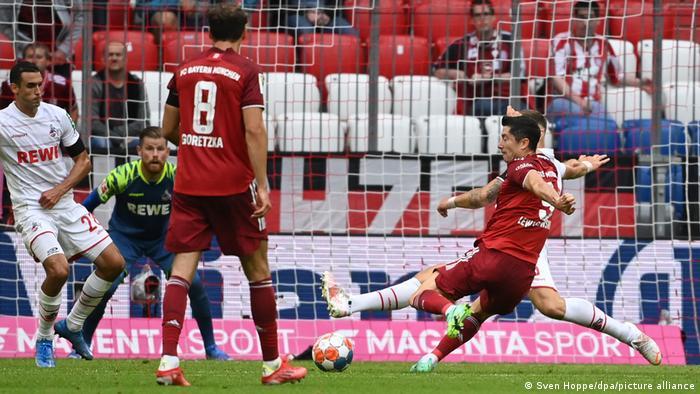 Bundesliga   Bayern - Köln