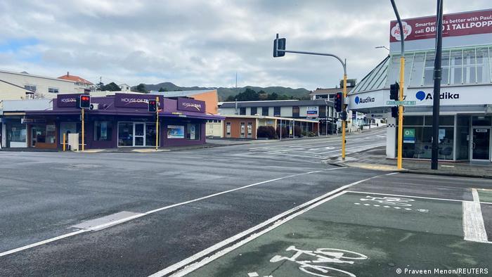 Lockdown in Wellington