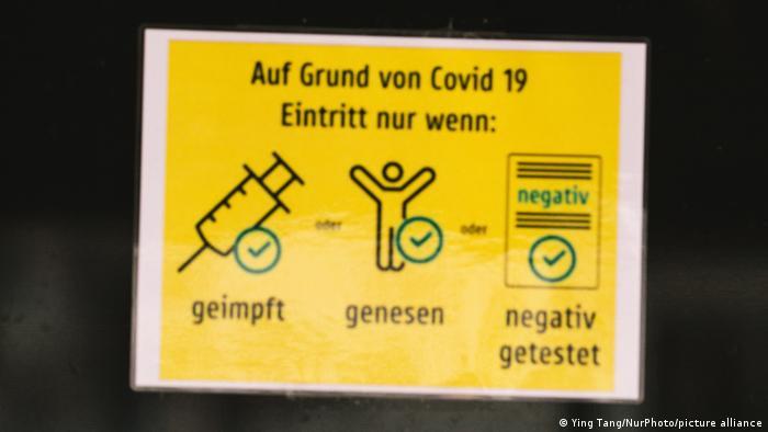 Vaccinat, vindecat, testat negativ - Germania strategie pandemie