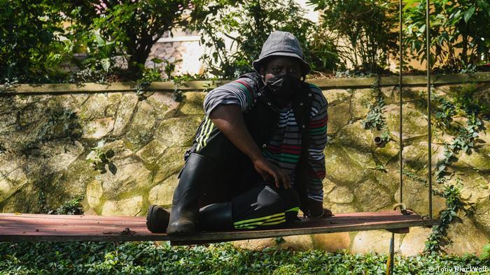 El ugandés Shawn Mushiga