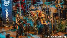 Musiker der belarussischen Band Irdorath Copyright der Bilder Bernd Sonntag