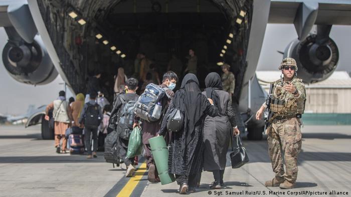 Afghanistan I Evakuierung von Zivilisten der USA und ihrer Partner aus Kabul