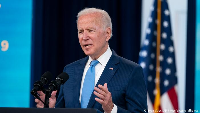 USA | Präsident Joe Biden