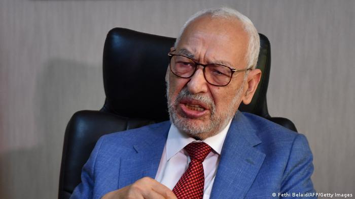 Tunesien | Rached Ghannouchi