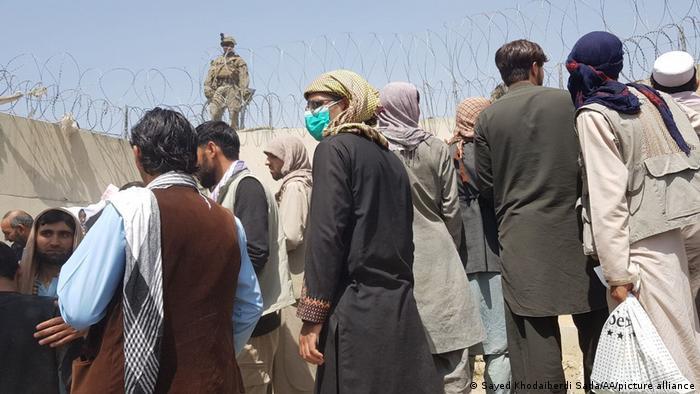 Konflikt in Afghanistan - Kabul