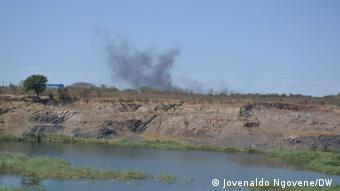 Mosambik Abholzung der Wälder