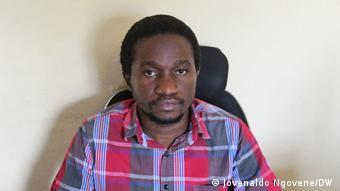 Mosambik Umweltaktivist Simão Sebastião
