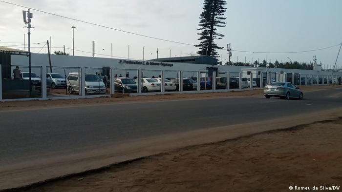Mosambik - Gefängnis in Maputo