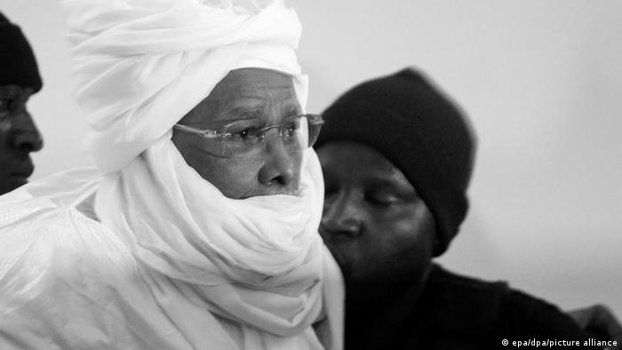 Tschad Diktator Hissene Habre
