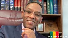 Rechtsanwalt Dereje Demsie USA, Äthiopien Copyright: Tariku Hailu (DW Atlanta Georgia)