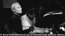 Charlie Watts Tentet, Ronnie Scotts, 2001. (National Jazz Archive/Heritage Images)