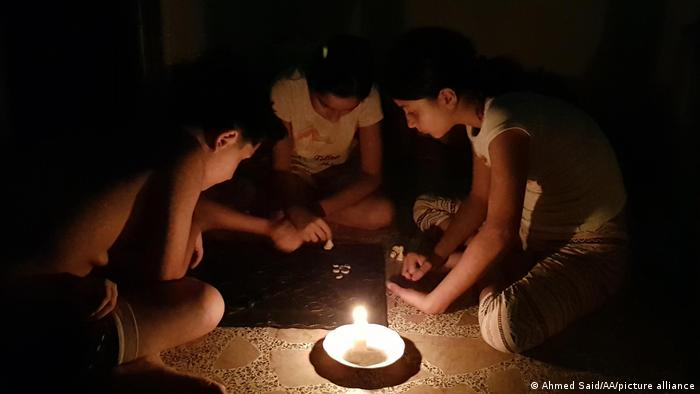 Libanon |Bildergalerie | Stromversorgung