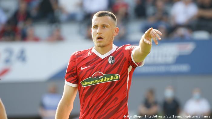 Football Bundesliga |  Maximilian Eggestein