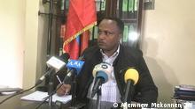 Amhara region disaster and prevention commission coordinator: Zelalem Lijalem