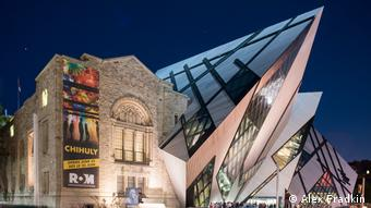 Canada  Toronto   The Royal Ontario Museum by Daniel Libeskind