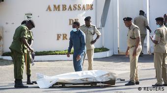 Tansania Dar es Salaam | Angriff auf Botschaft Frankreich