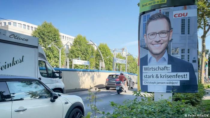 Wahlplakat Christoph Jansen | Bundestagskandidat CDU