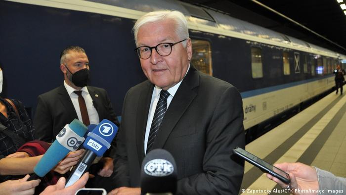Bundespräsident Steinmeier in Tschechien