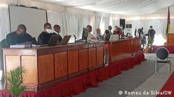 Mosambik Maputo Gerichtsverfahren wegen versteckter Schulden
