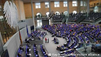 Deutschland | Sondersitzung des Bundestags zur Lage in Afghanistan