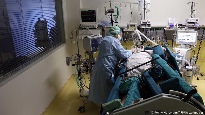 Deutschland Epidemische Lage Symbolbild