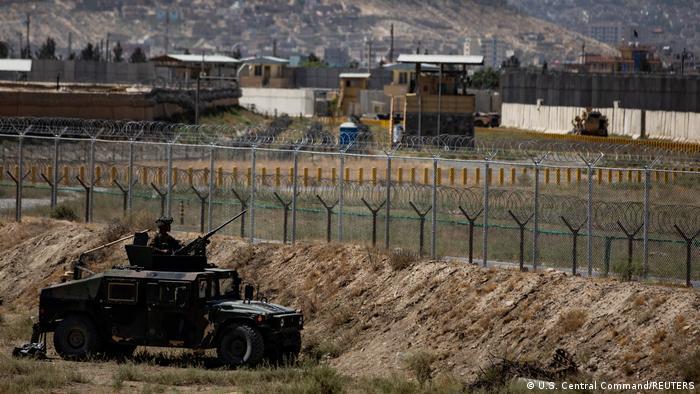Afghanistan | Evakuierungsflüge vom Flughafen Kabul