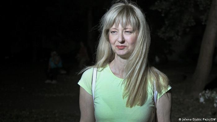 Jasmina Mladenović je požurila da dobije treću dozu