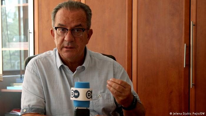 Dr Zoran Perišić: Ne mogu da razumem da među mladim lekarima koje smo primili za kovid ima nevakcinisanih
