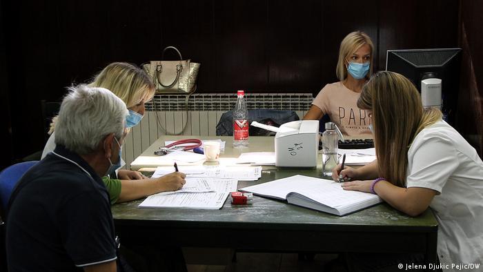 Vakcinacija u Nišu