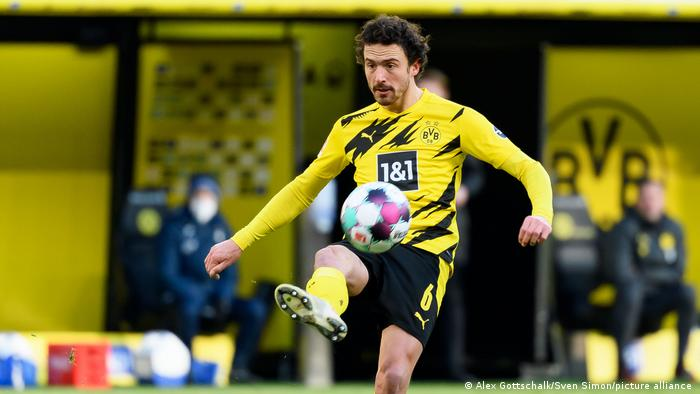 Football 1st Bundesliga Borussia Dortmund - TSG Hoffenheim 2: 2