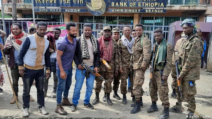Äthiopien | Nefas Mewuch