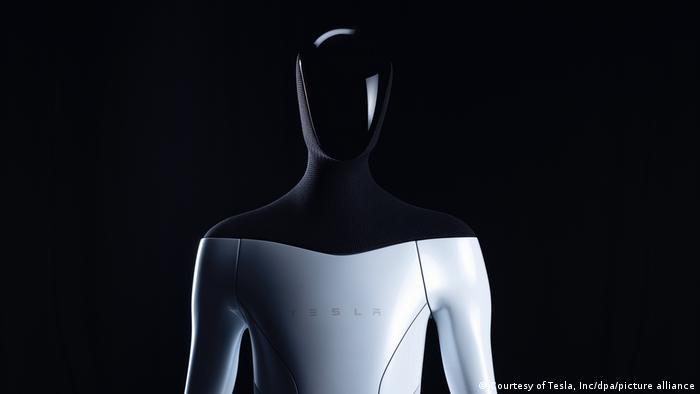 ربات طراحی شده توسط تسلا