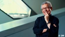 US-amerikanischer Architekt Daniel Libeskind, Credit: DW