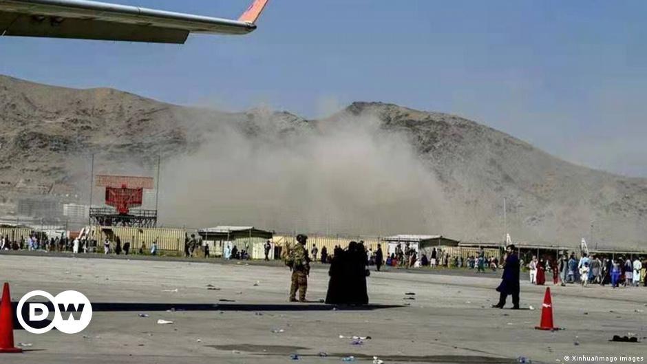Taliban, Kabil saldırılarını kınadı | DÜNYA | DW | 26.08.2021