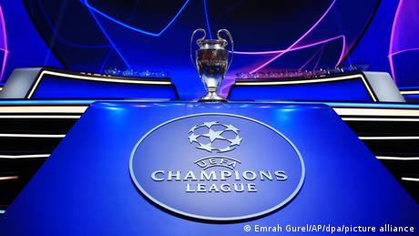 <div>Champions League: Bayern drawn against Barcelona; Leipzig in 'Group of Death'</div>