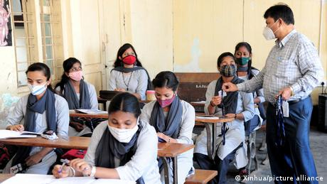 India: Schools reopening signals return to normalcy after COVID catastrophe