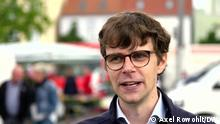 Georg Günther (CDU), Direktkandidat für den Wahlkreis 15 Vorpommern-Rügen/Vorpommern-Greifswald.