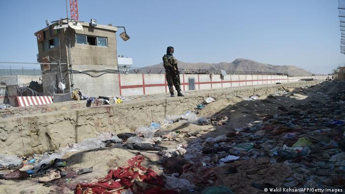 Після теракту поблизу аеропорту Кабула 26 серпня