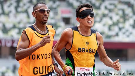 Tokyo Paralympics Digest: Brazil claim first golds in track and field