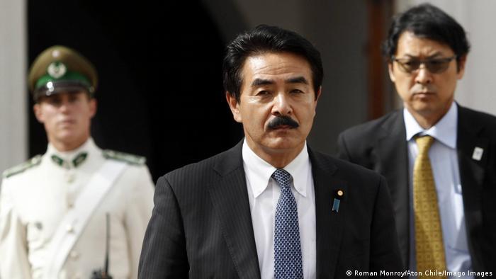 Chile | Japanischer Politiker | Masahisa Sato