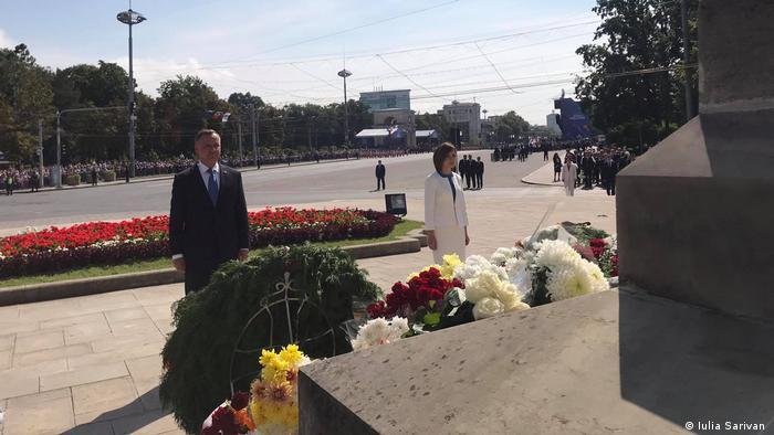 Republica Moldova | serbare la 30 de ani de independență