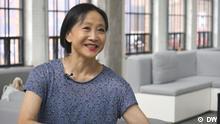 Wen Hui, Choreografin und Tänzerin. China.