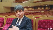 Toshio Hosokawa, Komponist. Japan.